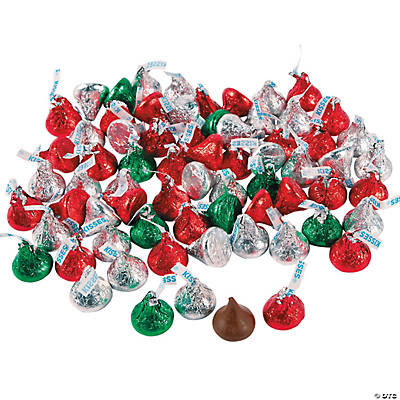 Hershey's® Christmas Kisses® Chocolate Candy