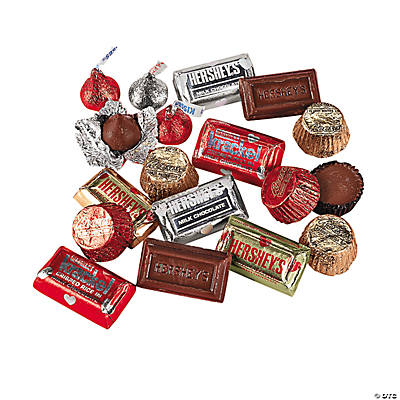 Hershey s valentine cupid s chocolate candy mix for K decorations trading