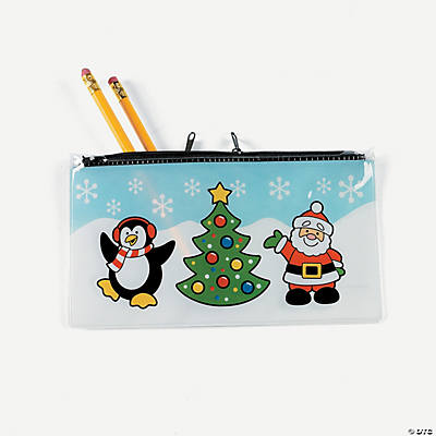 Holiday Pencil Cases