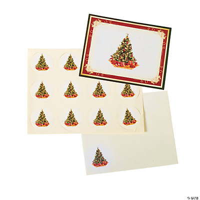 Holiday Tree Cards