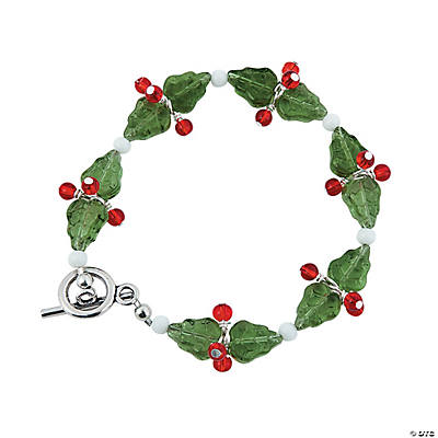 Holly Beaded Bracelet Kit