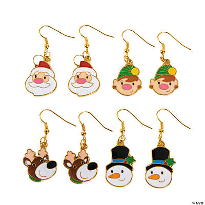 Holly Jolly Earrings