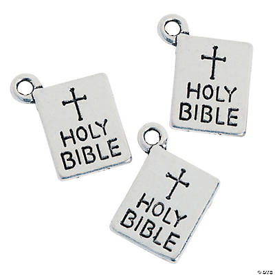 Holy Bible Charms