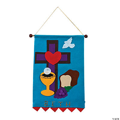 Holy Communion Banner Craft Kit