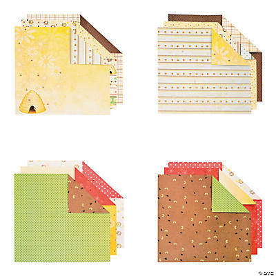 Honeycomb Home Paper Kit