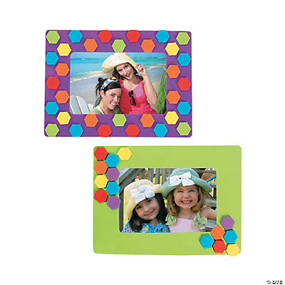 Honeycomb Picture Frame Magnet Kit