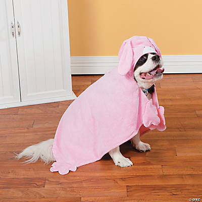 Hooded Bunny Pet Towel