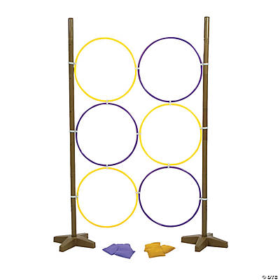 Hoops Toss Game