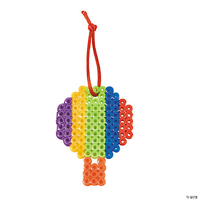 Hot Air Balloon Fuse Bead Craft Kit