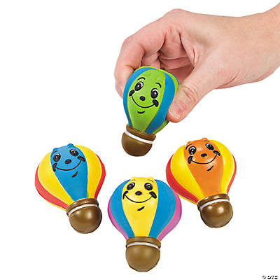 Hot Air Balloon Stress Toys