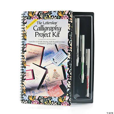Hunt Lettershop Calligraphy Project Set