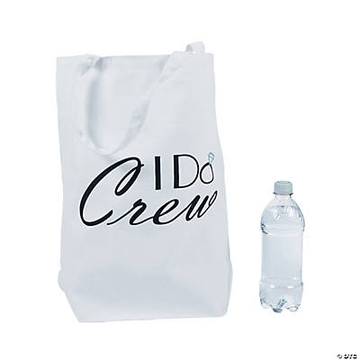 I Do Crew Tote Bag