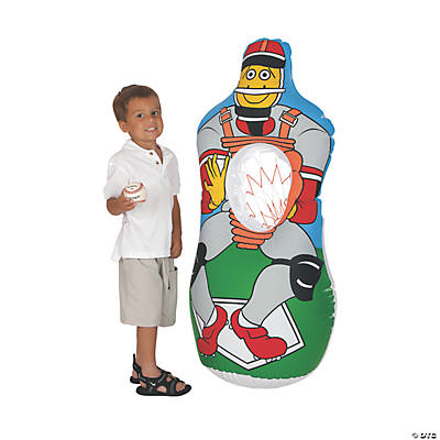 Inflatable Baseball Game