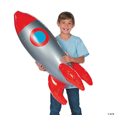 Inflatable God's Galaxy VBS Rocket