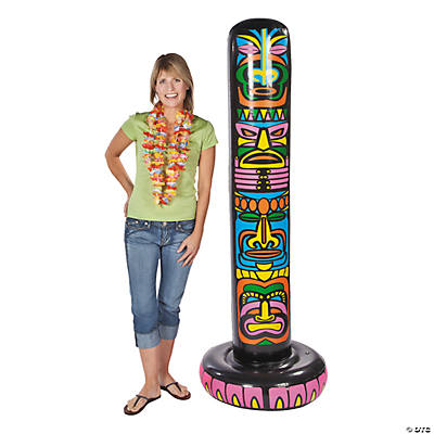 Inflatable Jumbo Tribal Totem Pole