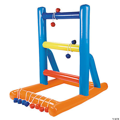 Inflatable Ladder Ball Game