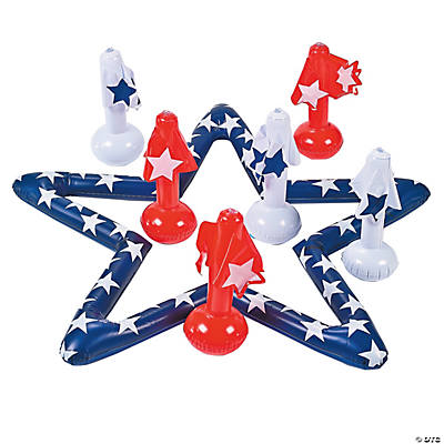 Inflatable Patriotic Game