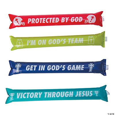 Inflatable Sports VBS Boom Sticks