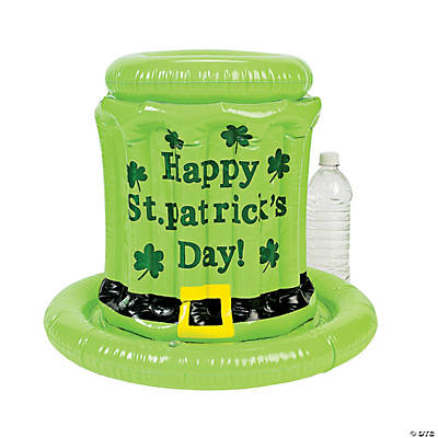 Inflatable St. Patrick's Day Cooler