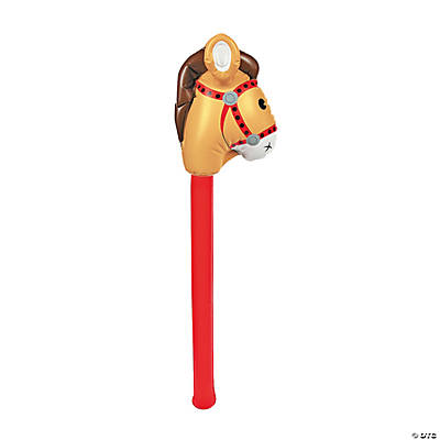 Inflatable Stick Horse