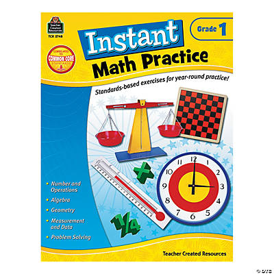 Instant math practice grade 1 oriental trading for Motor age training coupon code