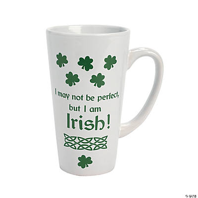 Irish Java Mug