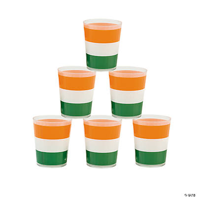 Irish Shot Glasses