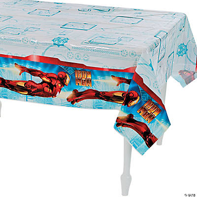 Iron Man 2™ Tablecloth