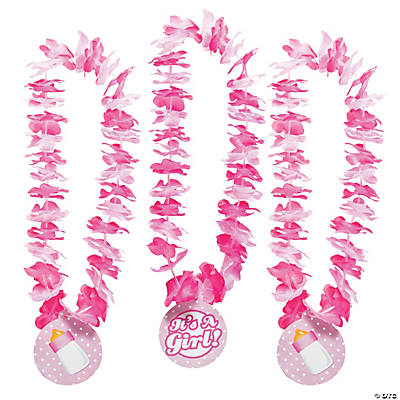 Baby Shower Leis