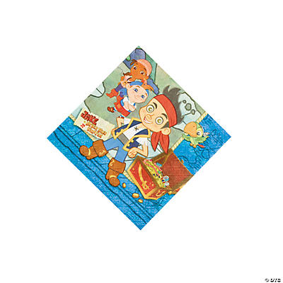 Jake & the Never Land Pirates™ Beverage Napkins