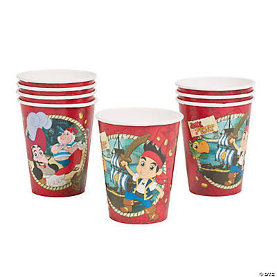 Jake & the Never Land™ Pirates Cups