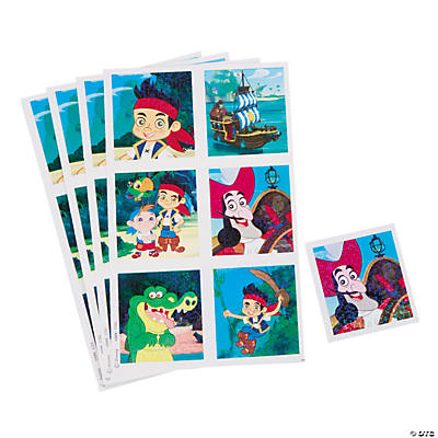 Jake & the Never Land Pirates™ Stickers