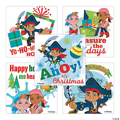 Jake & The Neverland Pirates Stickers