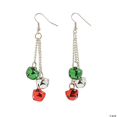 Jingle Bell Earrings