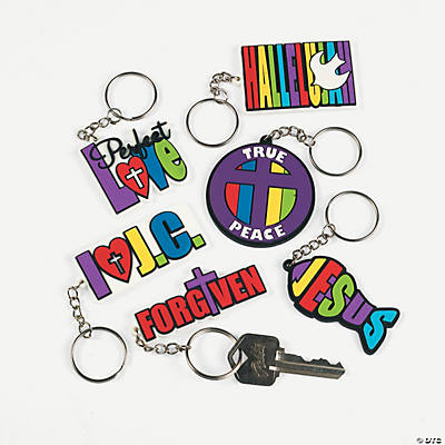 Joy For Jesus Key Chains