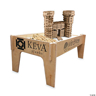 KEVA Wood Play Table