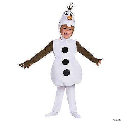 Kid's Classic Frozen™ Olaf Costume