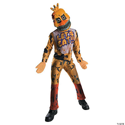 Kid's Nightmare Chica Costume
