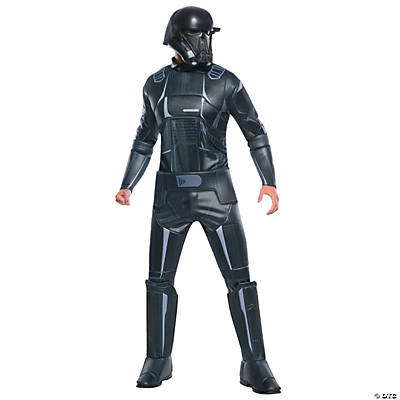Kid's Super Deluxe Death Trooper Costume