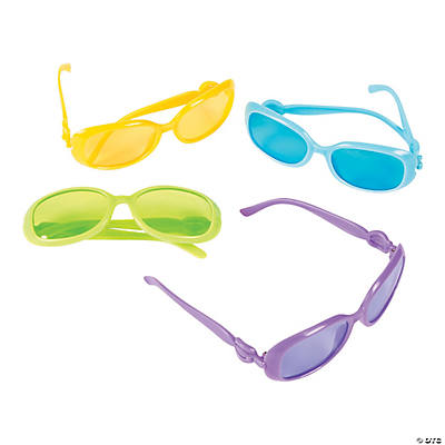 Kids' Fashion Color Tinted Sunglasses