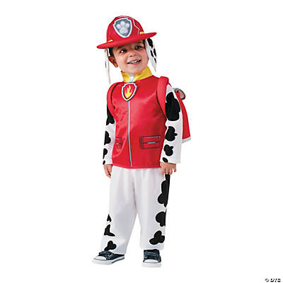 Kidu0027s Paw Patrol Marshall Costume  sc 1 st  Oriental Trading & Paw Patrol Costumes for All Ages 2018 | Oriental Trading Company
