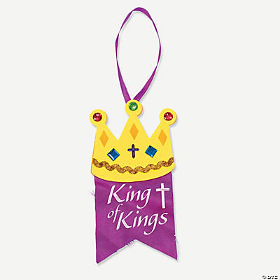"""King of Kings"" Craft Kit"