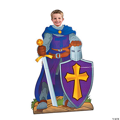 Kingdom VBS Photo Cutout Stand-Up