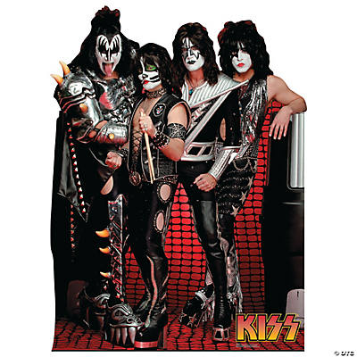 Kiss Group Stand-Up
