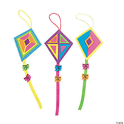 Kite Ornament Craft Kit