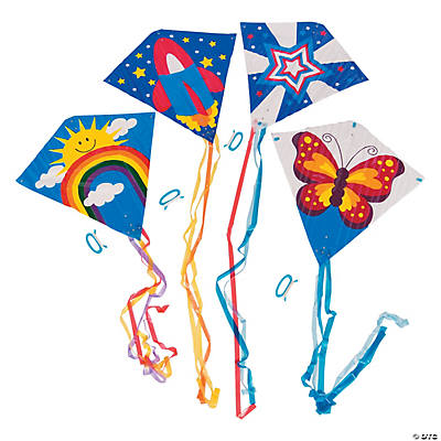 Kites with Tail