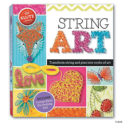 Klutz String Art Kit