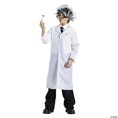 Lab Coat Child's Costume