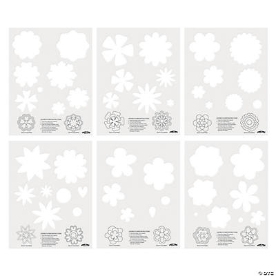 Layer Flower Layered Flower Templates