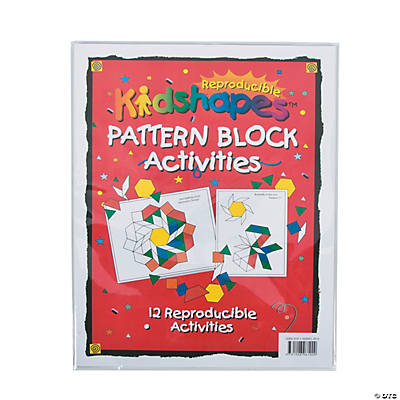 Learning Magnets® Reproducible Pattern Block Activities